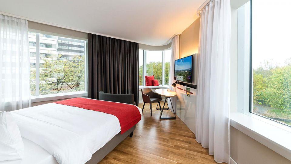 Executivezimmer im Holiday Inn Hamburg - City Nord