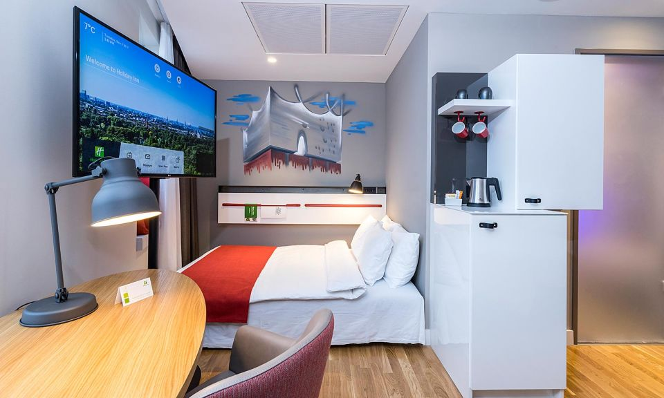 Family Rooms for up to 4 persons at Holiday Inn Hamburg - City Nord